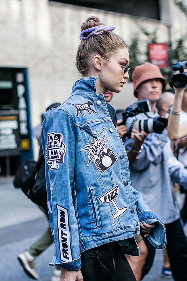 New York Fashion Week 2017 y el denim