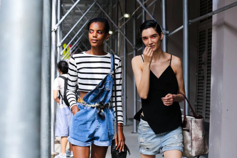 El Denim, la prenda estrella de las Fashion Week